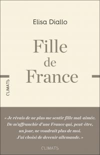 Image de couverture (Fille de France)