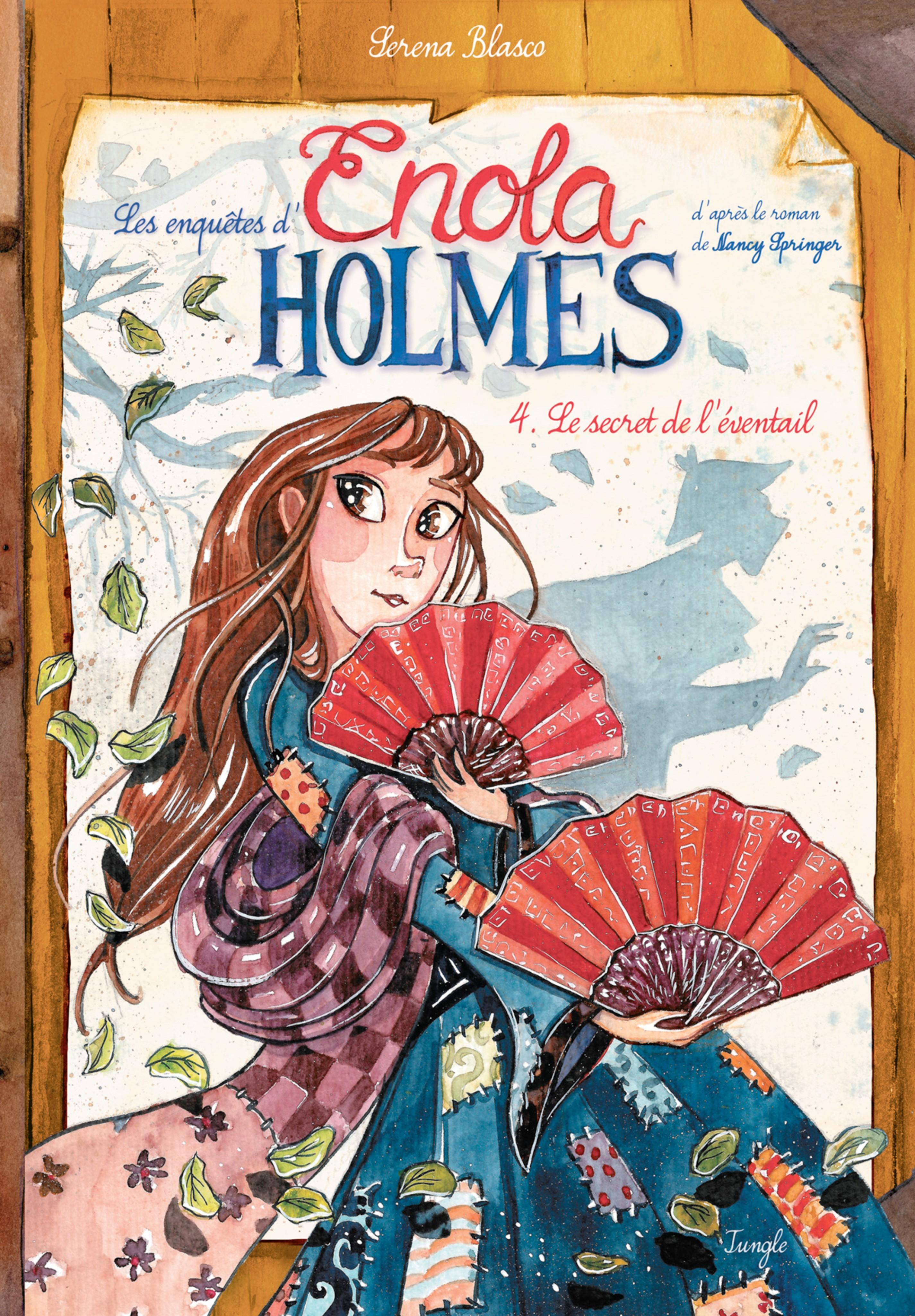 Enola Holmes - Tome 4 - Le ...