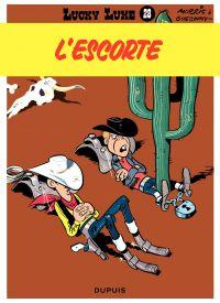 Lucky Luke. Volume 28, L'escorte