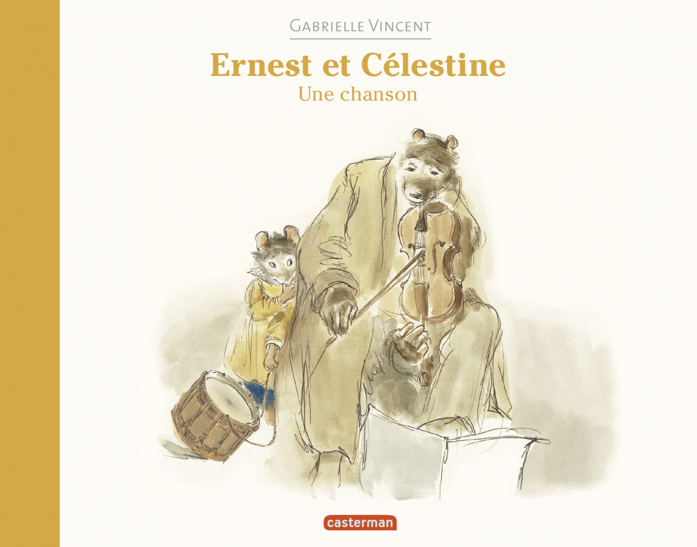 Les albums souples d'Ernest et Célestine - Une chanson