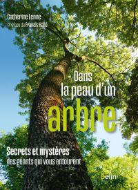 Dans la peau d'un arbre. Secrets et mystères des géants qui vous entourent | Lenne, Catherine. Auteur