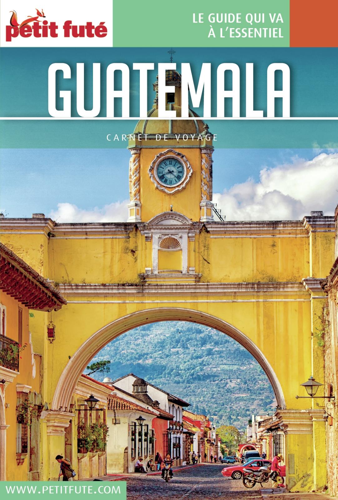 GUATEMALA 2016 Carnet Petit Fut?
