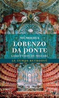 Mémoires de Lorenzo Da Pont...
