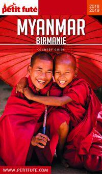 Image de couverture (MYANMAR - BIRMANIE 2018/2019 Petit Futé)
