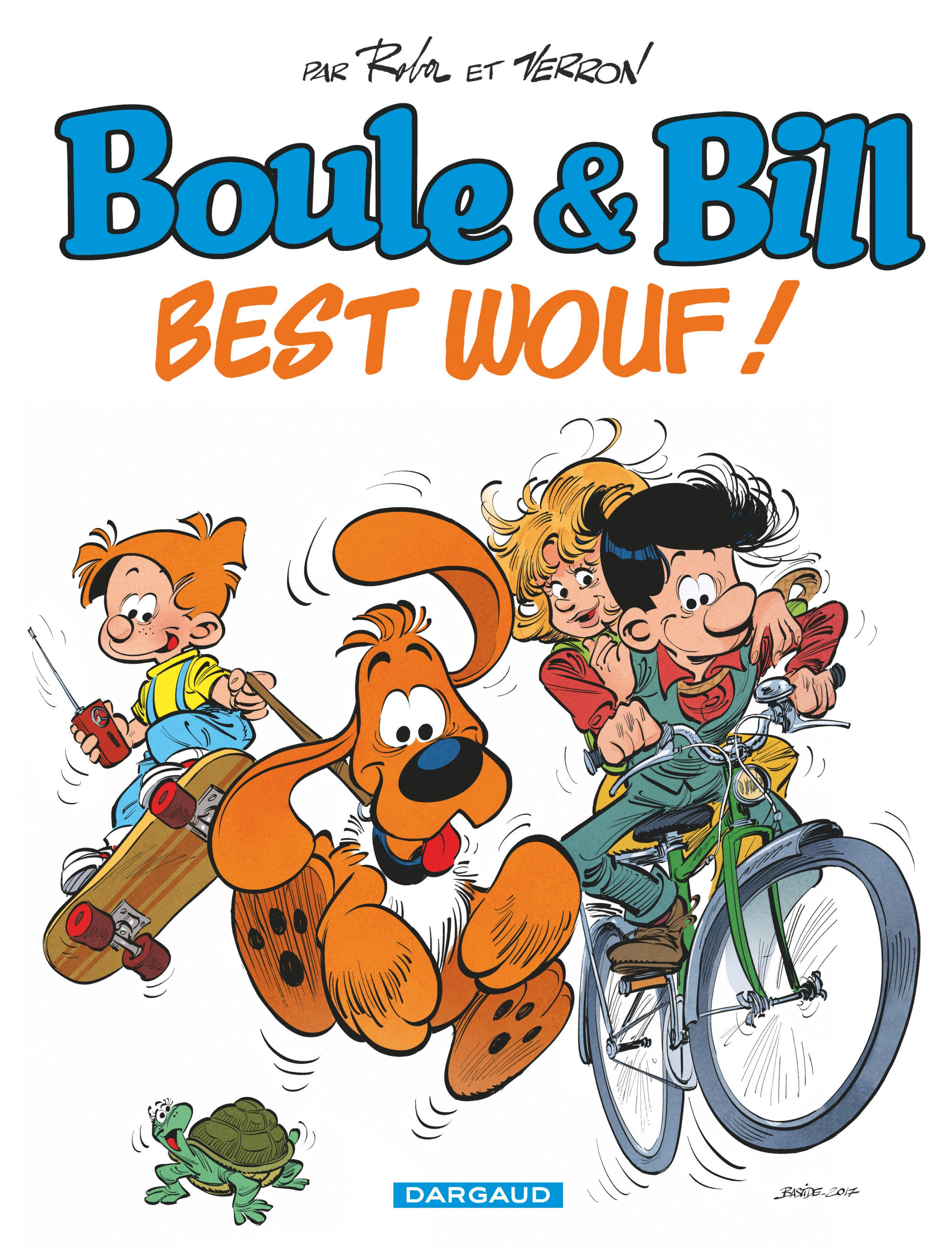 Boule et Bill - Best Wouf !