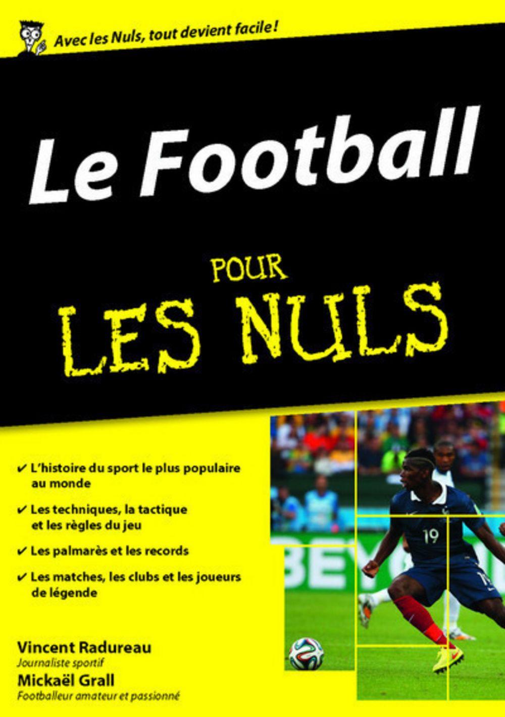 Le Football pour les Nuls, mégapoche |