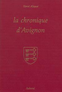 La chronique d'Avignon