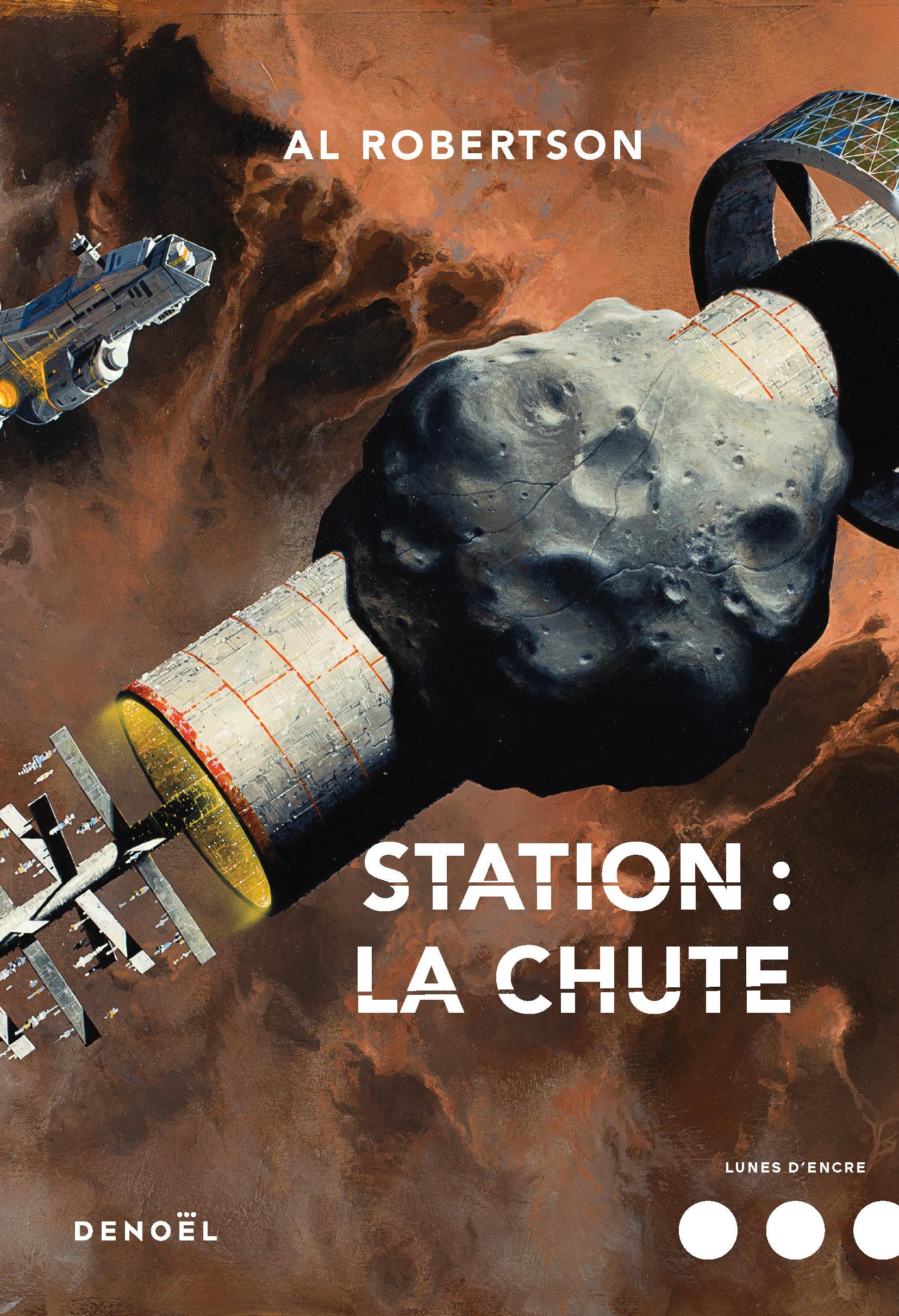 Station : La chute