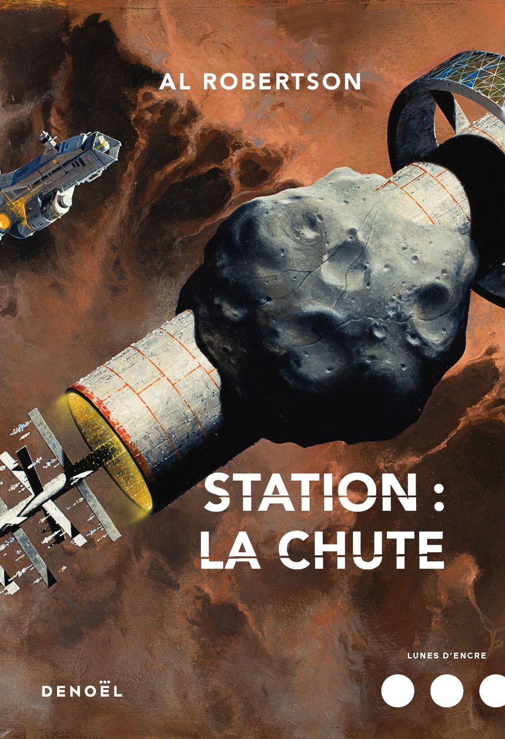 Station : La chute | Robertson, Al. Auteur