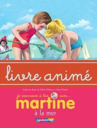 Martine à la mer - Livre animé