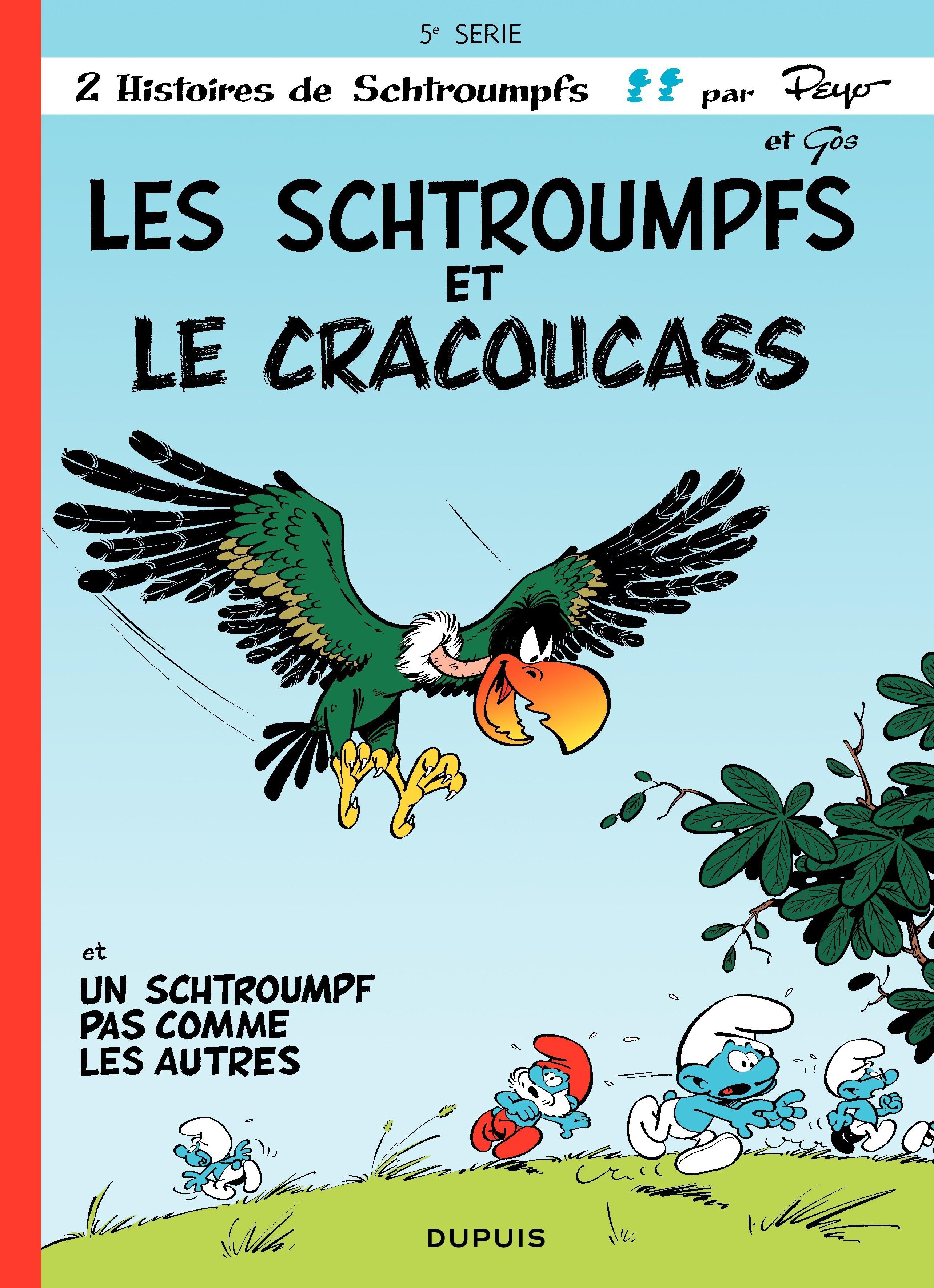Les Schtroumpfs - tome 05 - Les Schtroumpfs et le Cracoucass