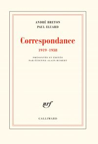 Correspondance (1919-1938) | Breton, André (1896-1966). Auteur