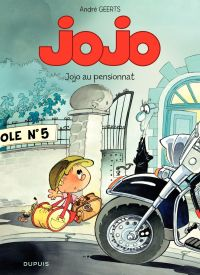 Jojo. Volume 12, Jojo au pensionnat