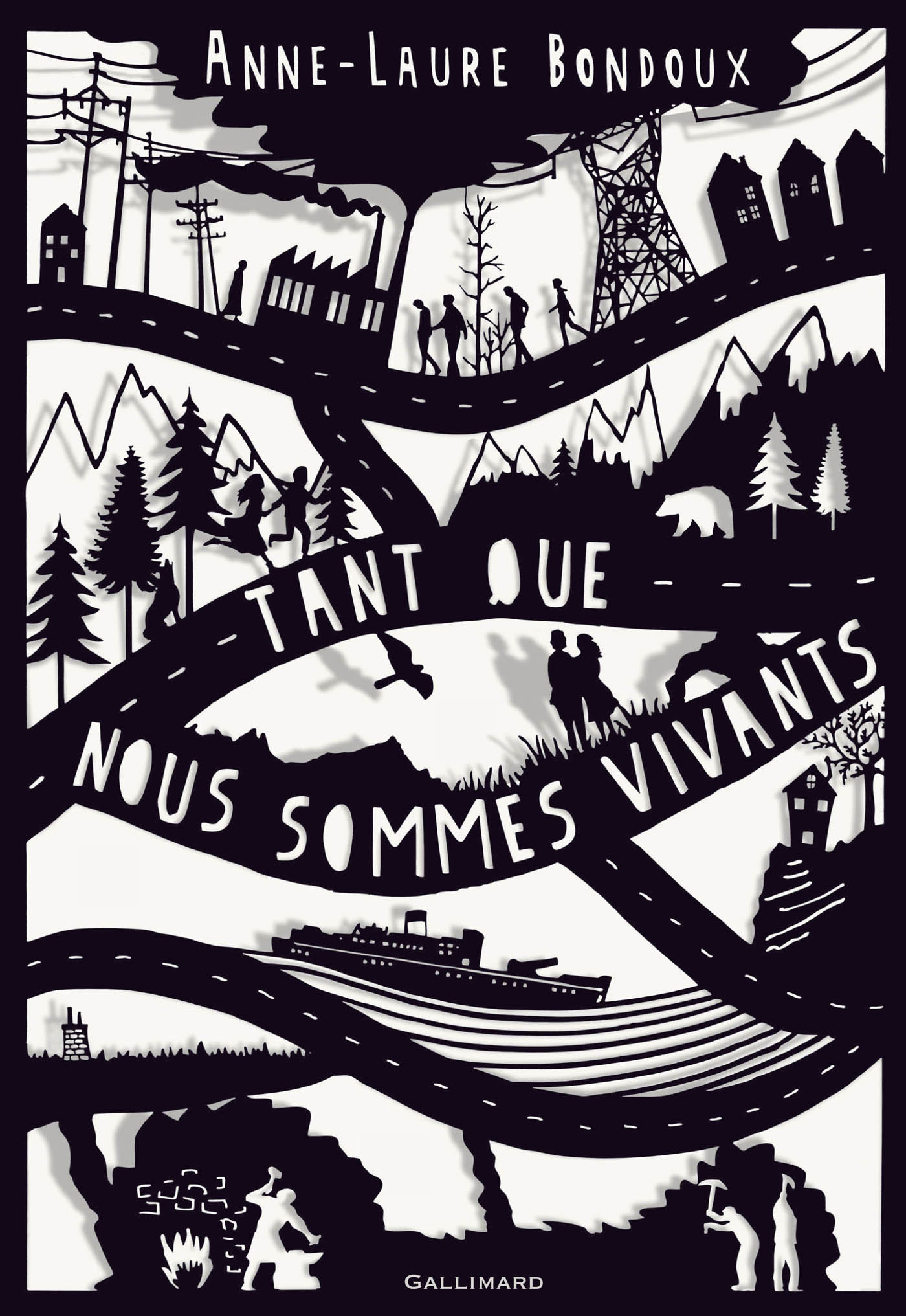 Tant que nous sommes vivants | Bondoux, Anne-Laure