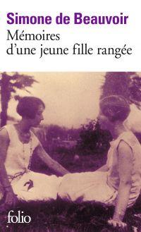 Mémoires d'une jeune fille rangée | Beauvoir, Simone de. Auteur
