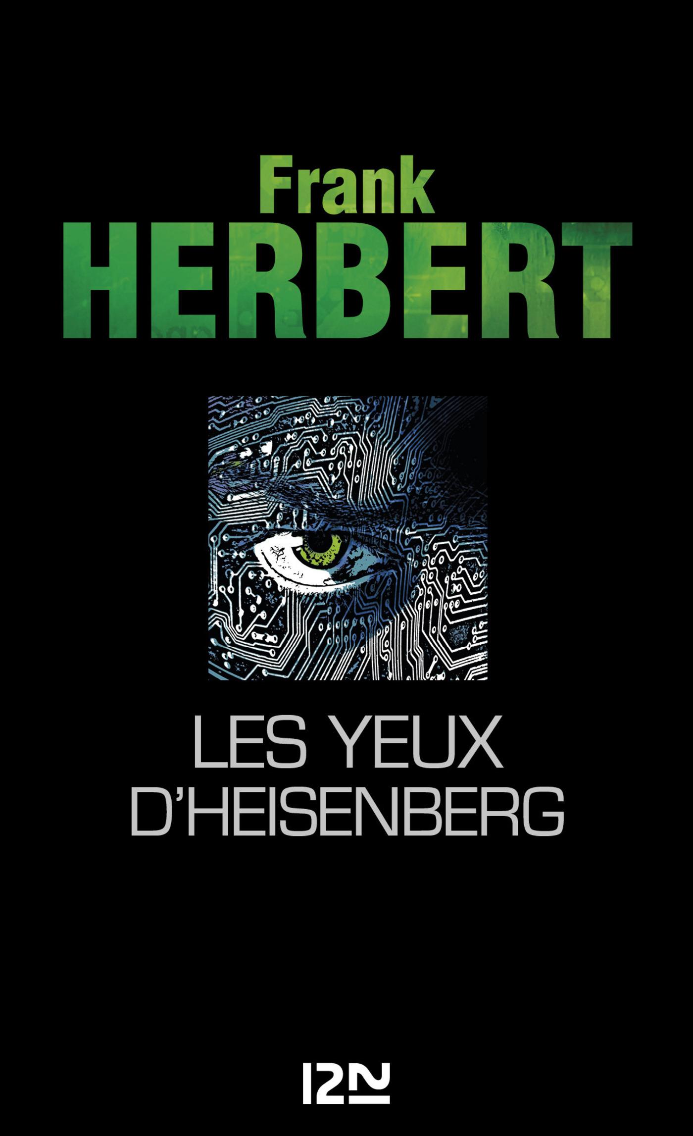 Les Yeux d'Heisenberg | CARON-TOWINS, Evelyne