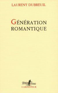 Génération romantique