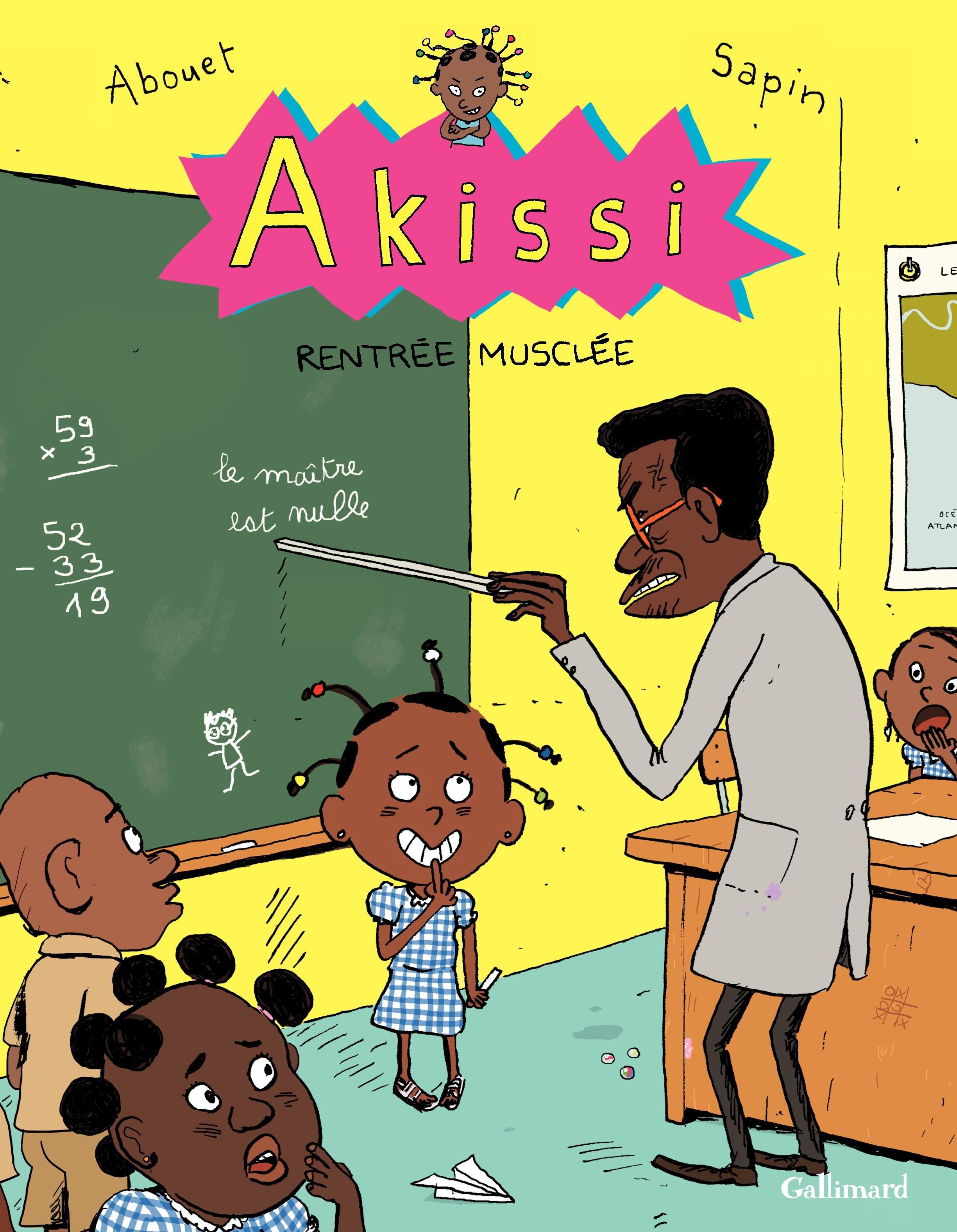 Akissi (Tome 4) - Rentrée m...