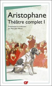 Cover image (Théâtre complet. Volume 1)