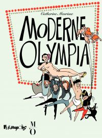 Moderne Olympia | Catherine Meurisse, . Illustrateur