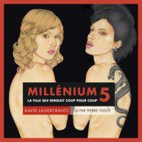 Millénium 5 - La fille qui ...