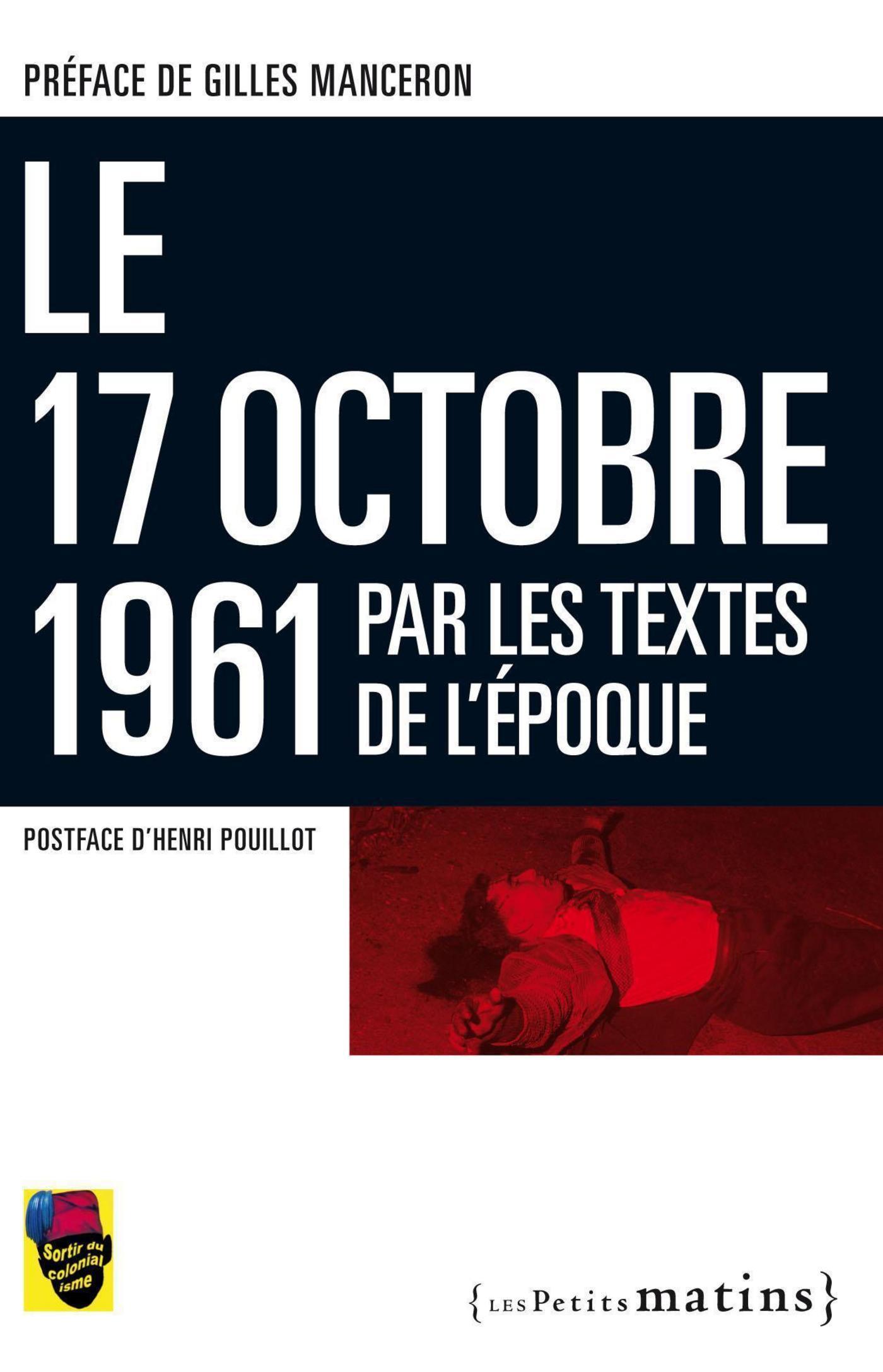 17 octobre 1961 par les tex...