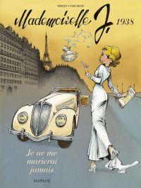 Mademoiselle J - tome 2 - J...