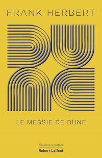 Image de couverture (Dune - Tome 2 : Le Messie de Dune)