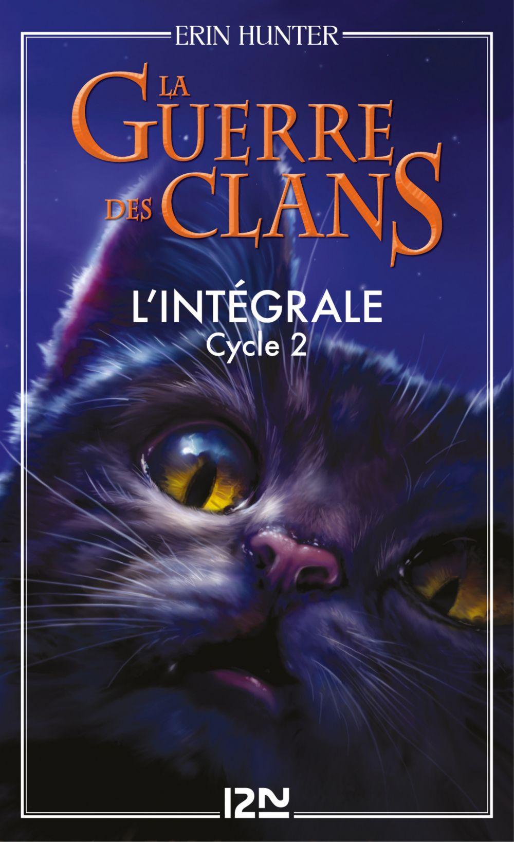 La guerre des clans - cycle 2 intégrale   HUNTER, Erin. Auteur