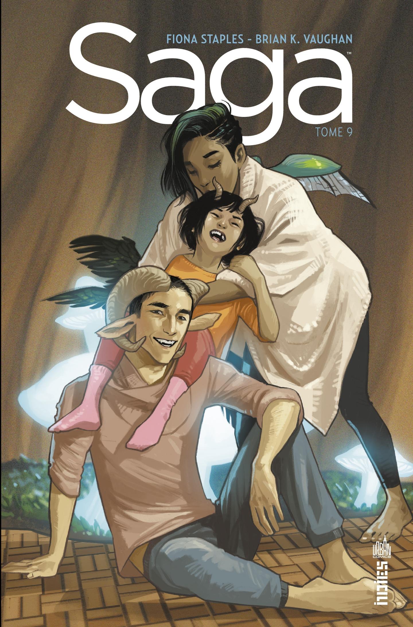 Saga - Tome 9