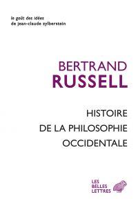 Histoire de la philosophie ...