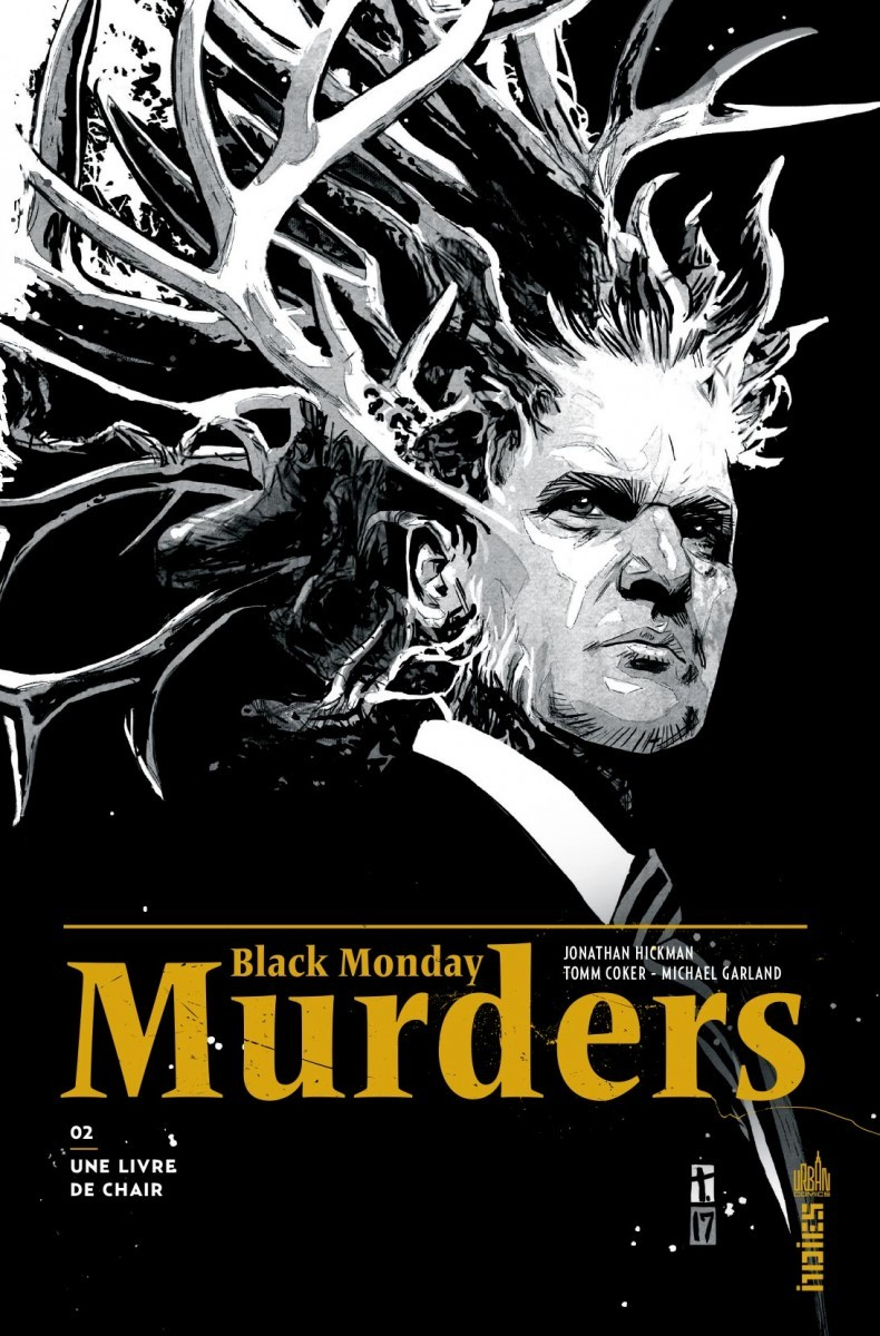 Black Monday Murders - Tome 2