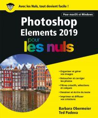 Photoshop Elements 2019 Pour les nuls