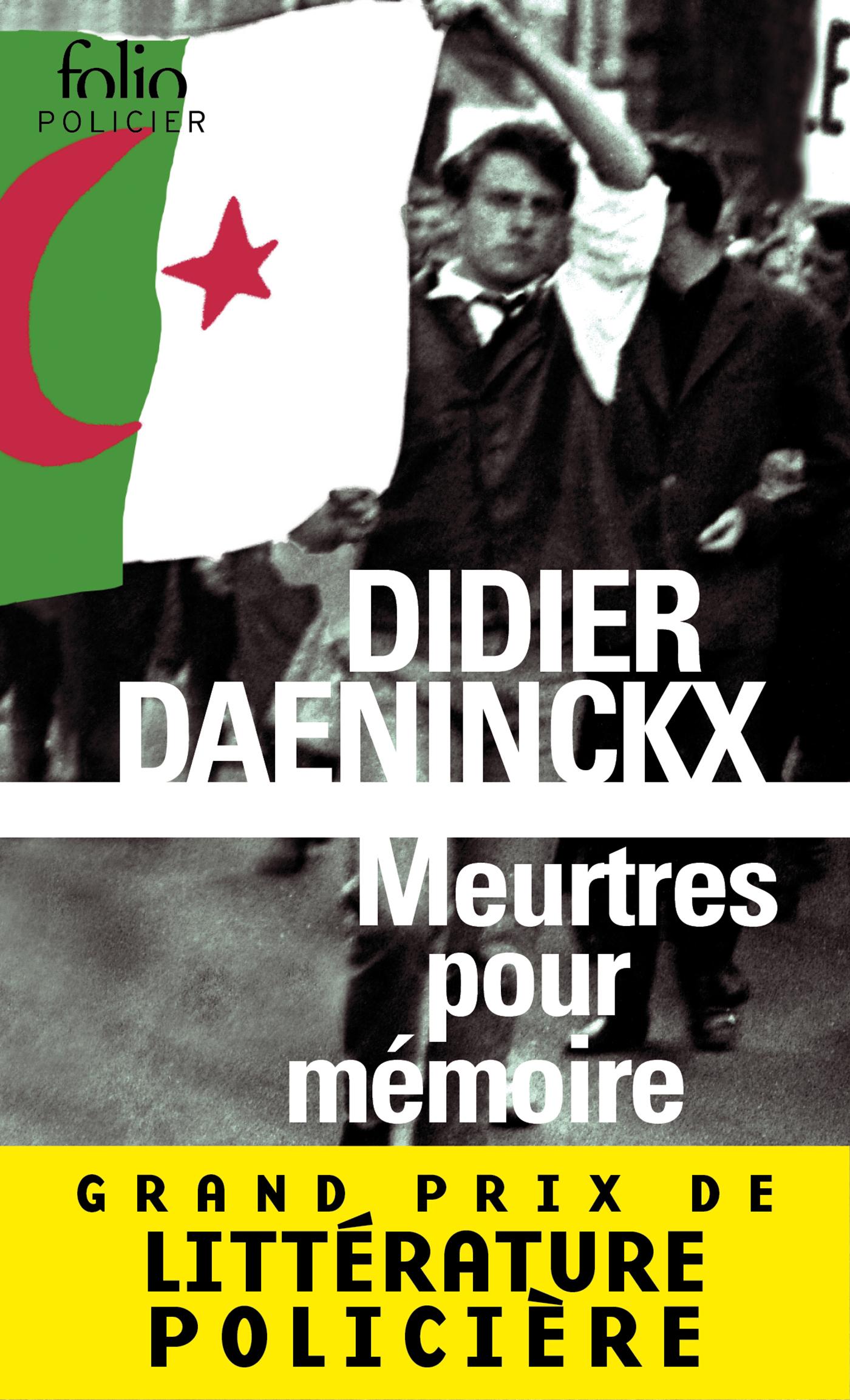 Meurtres pour mémoire   Daeninckx, Didier