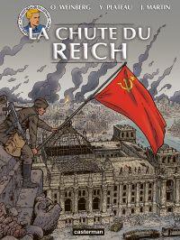 Les reportages de Lefranc, La chute du Reich