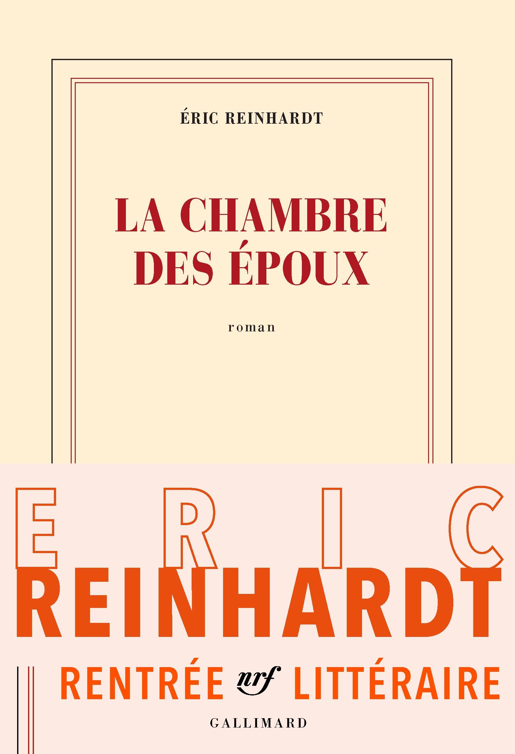 La chambre des époux | Reinhardt, Éric