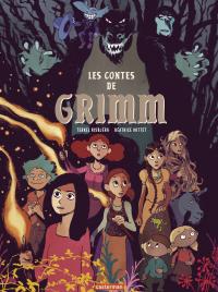 Les Contes de Grimm   Bottet, Béatrice