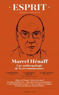 Esprit - Marcel Hénaff. Une...