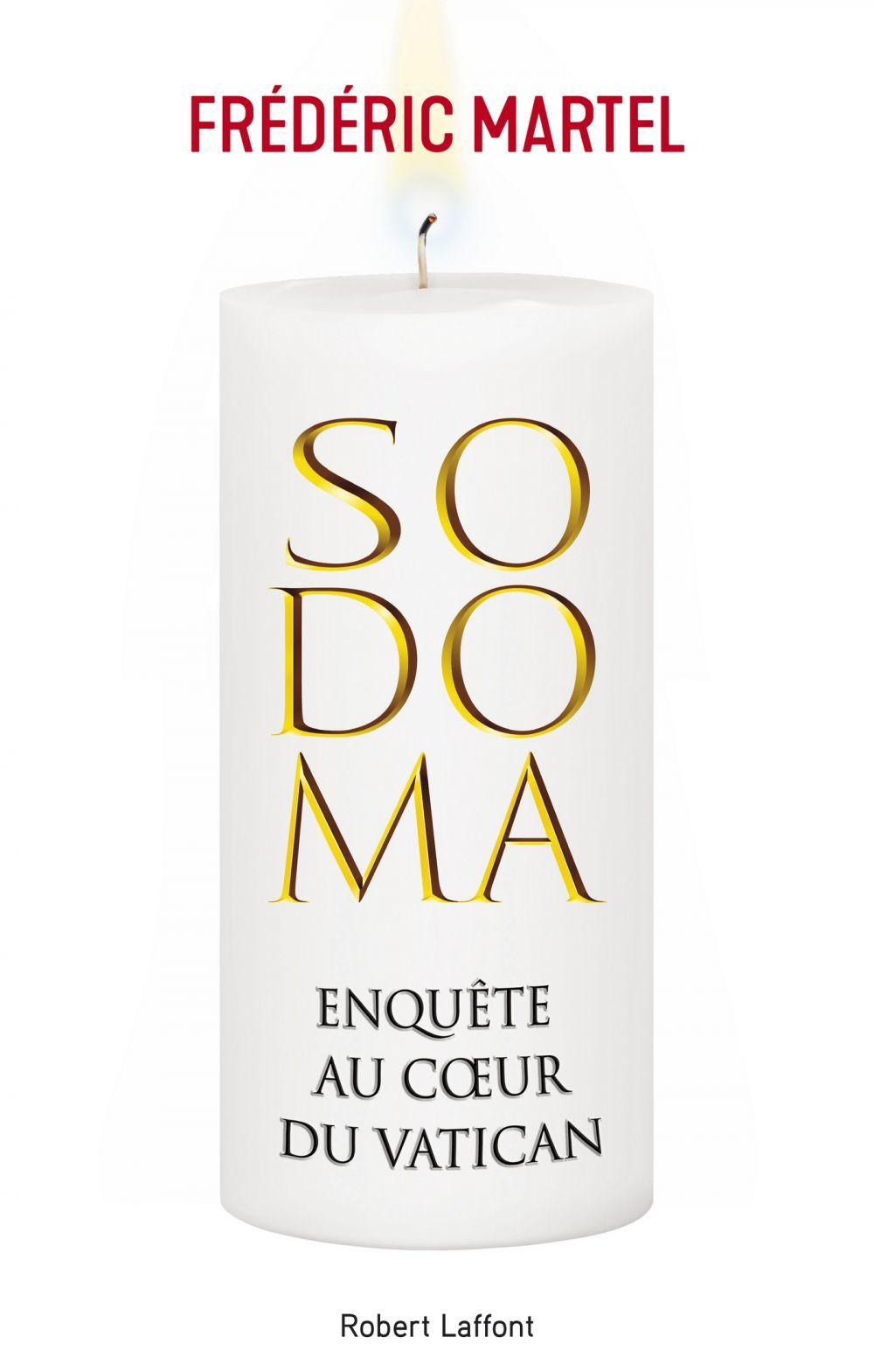 Sodoma | MARTEL, Frédéric. Auteur