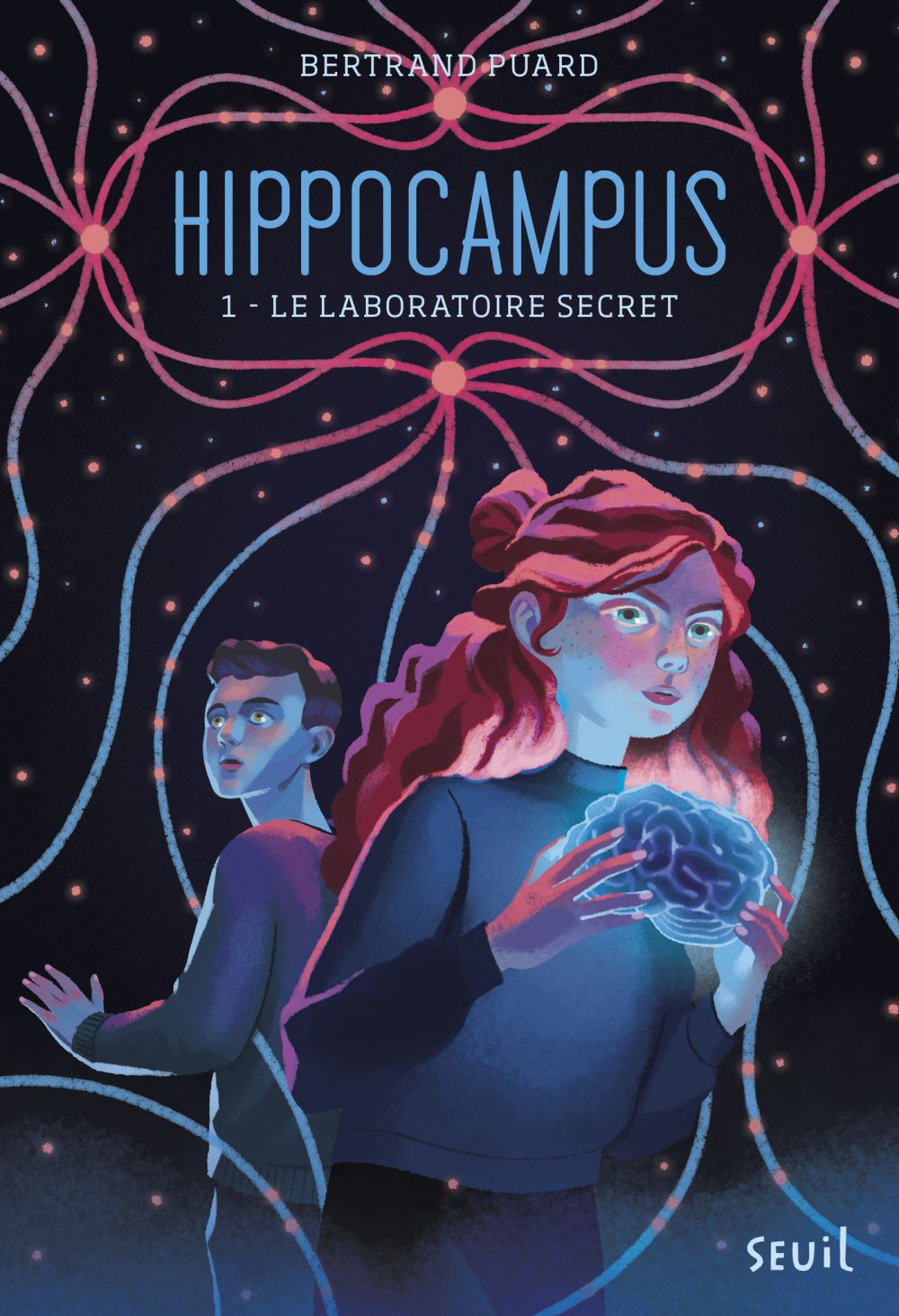 Hippocampus #1. Le 12ème virage | Puard, Bertrand