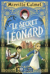 Image de couverture (Le secret de Léonard)