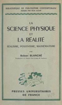 La science physique et la r...