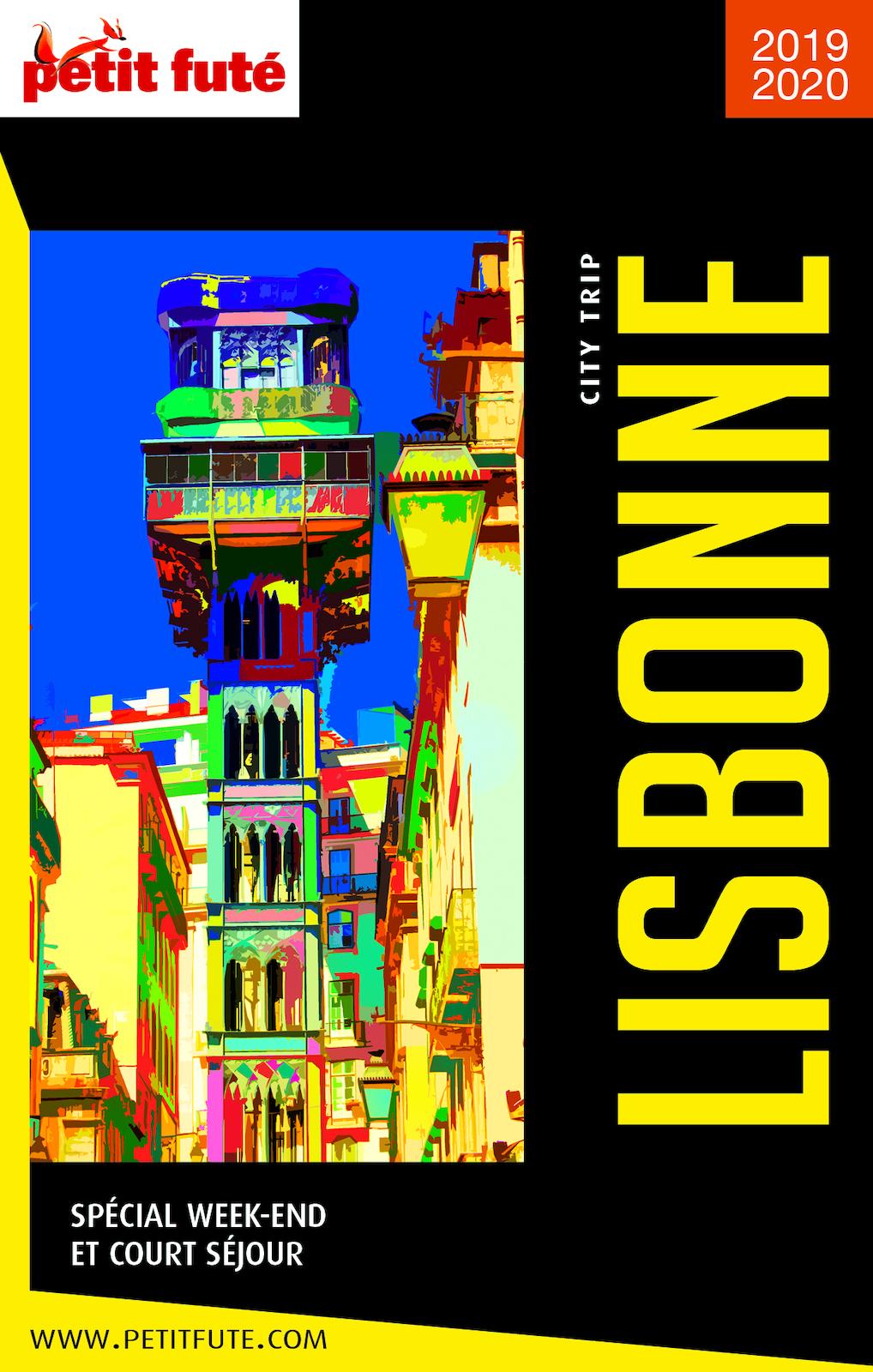 LISBONNE CITY TRIP 2019 City trip Petit Futé