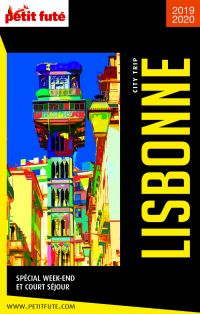 Image de couverture (LISBONNE CITY TRIP 2019 City trip Petit Futé)