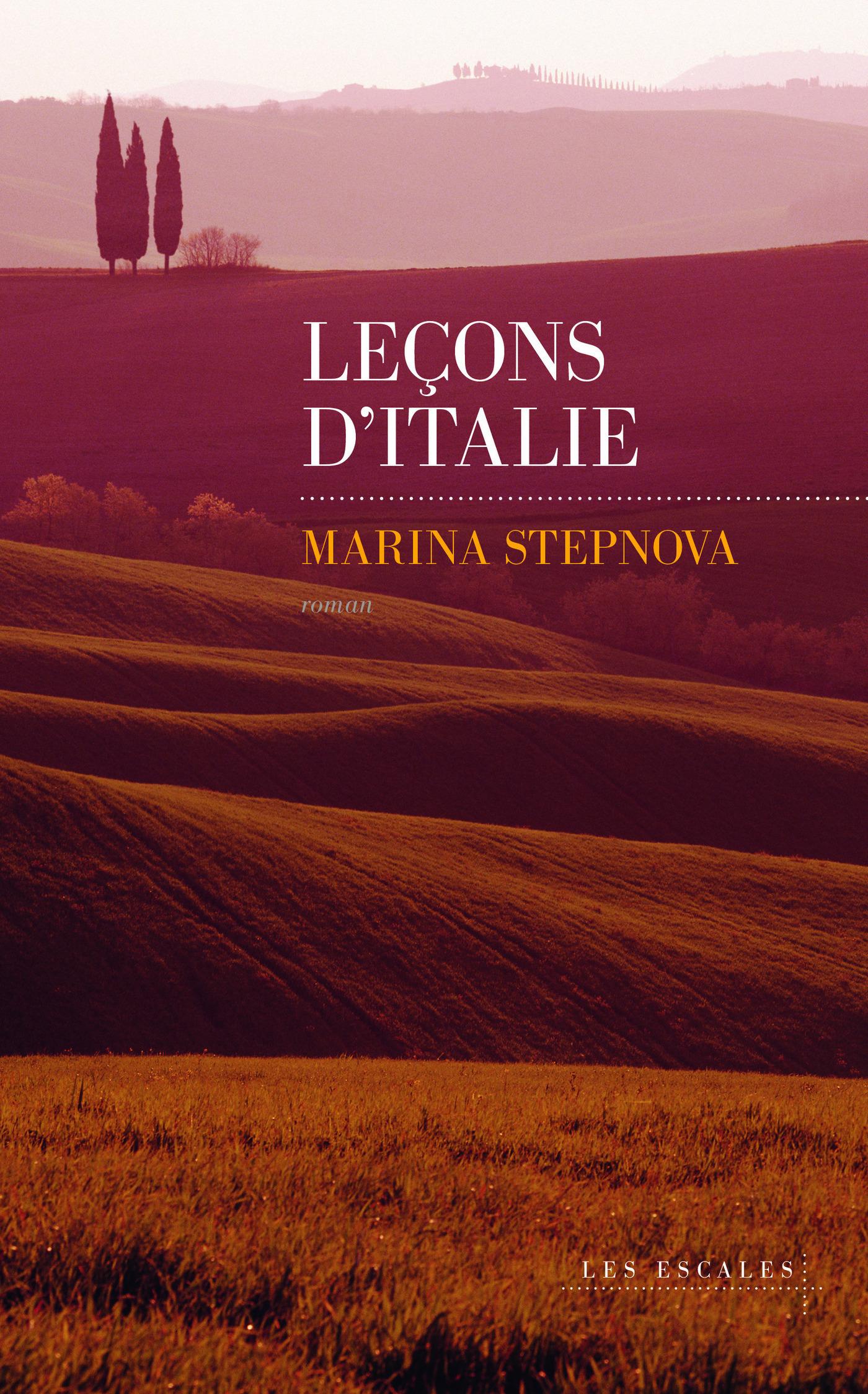 Leçons d'Italie | STEPNOVA, Marina