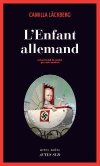 L'enfant allemand | Läckberg, Camilla. Auteur