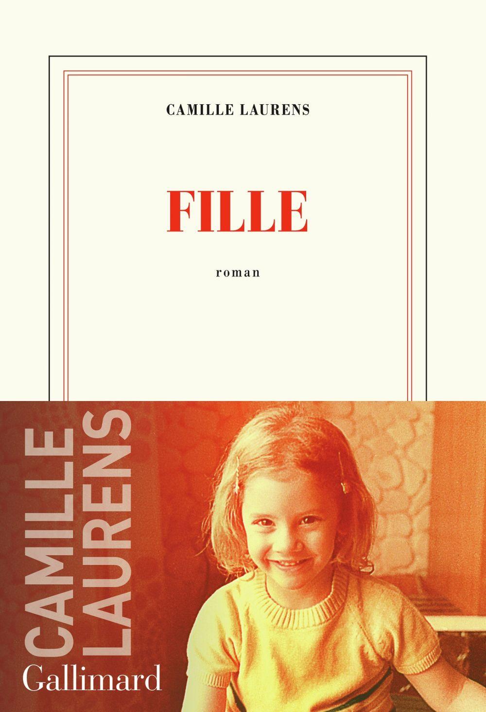 Fille | Laurens, Camille. Auteur