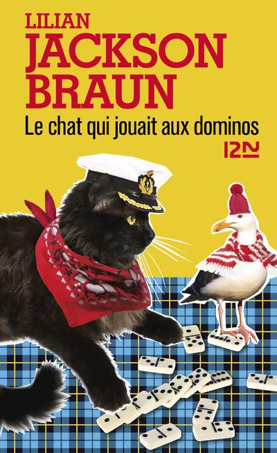 Le chat qui jouait aux dominos | JACKSON BRAUN, Lilian