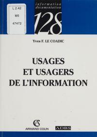 Usages et usagers de l'info...