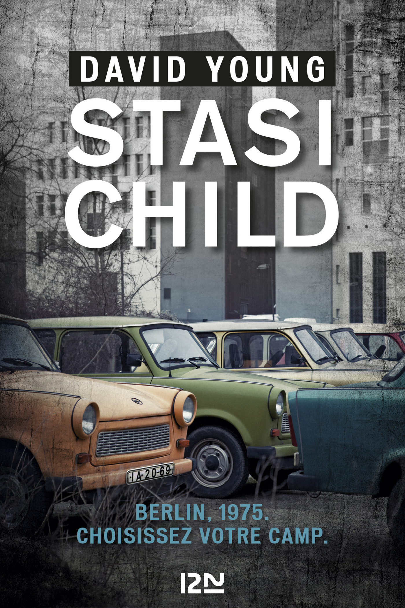 Stasi Child | YOUNG, David